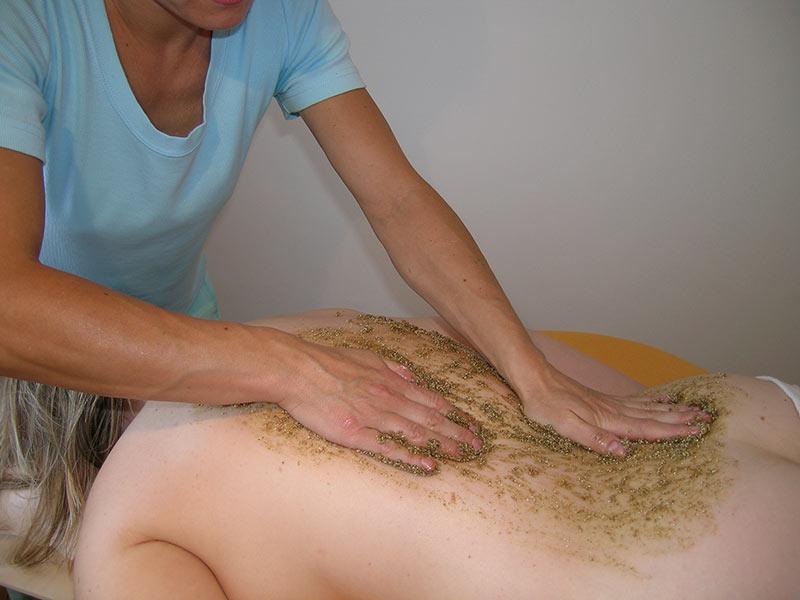 Pulvermassage